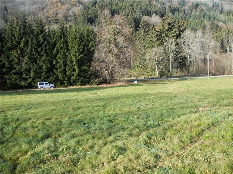 Vente terrain Ban-sur-meurthe-clefcy 38600€ - Photo 1