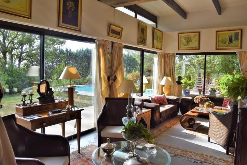 Vente maison / villa Eguilles 884000€ - Photo 3