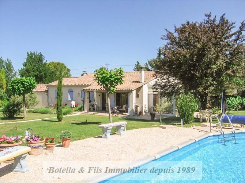 Venta  casa Barjac 279000€ - Fotografía 1