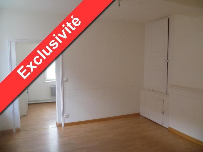 Location appartement Aire sur la lys 380€ CC - Photo 1
