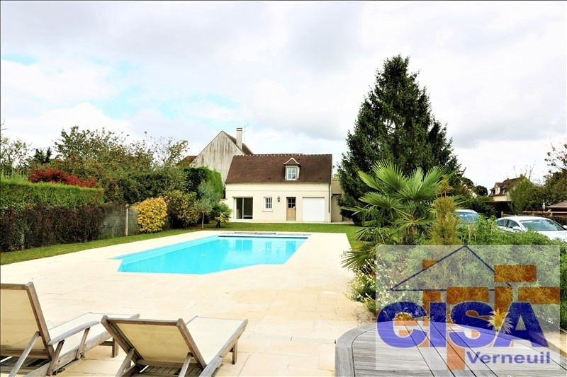 Deluxe sale house / villa Senlis 638 000€ - Picture 2