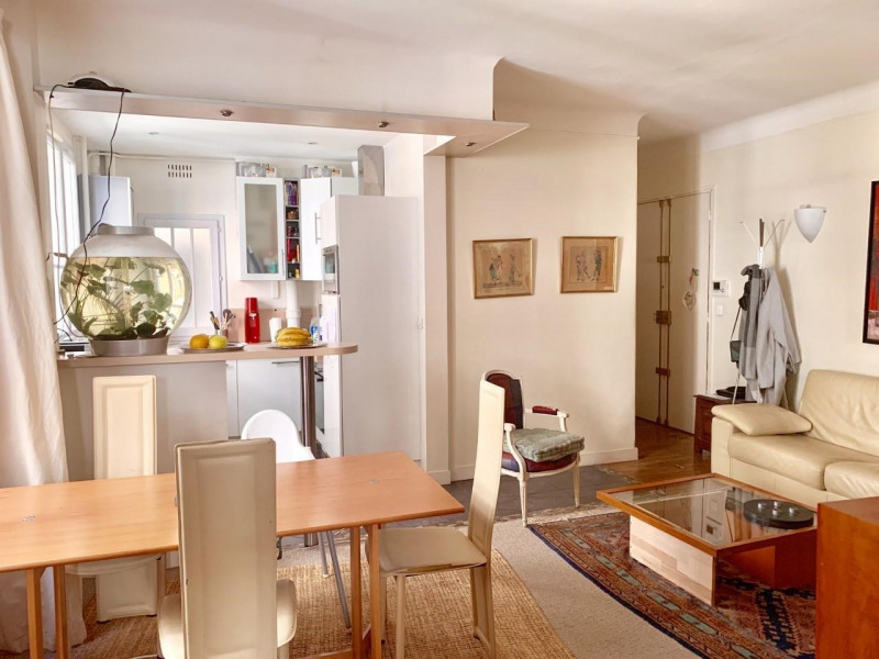 Vente appartement Paris 17ème 595000€ - Photo 3