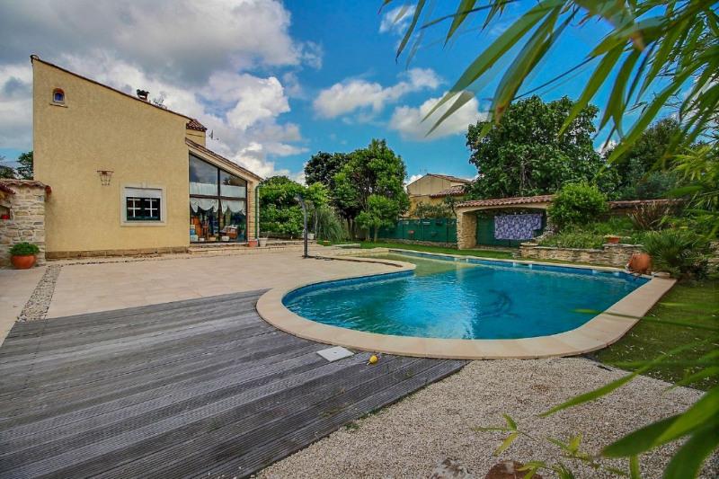 Vente maison / villa Marguerittes 495000€ - Photo 14