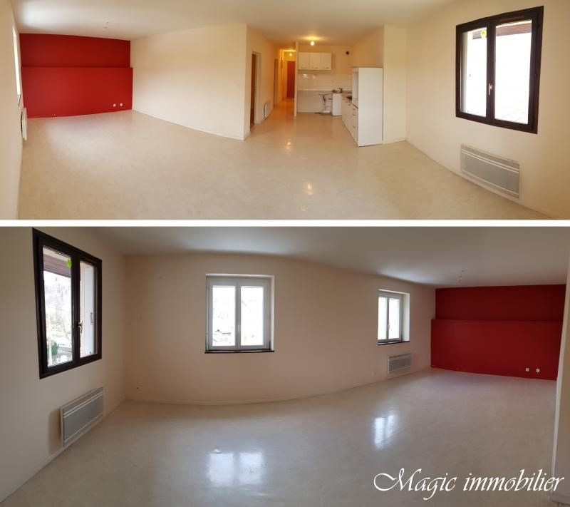 Location appartement Apremont 468€ CC - Photo 2