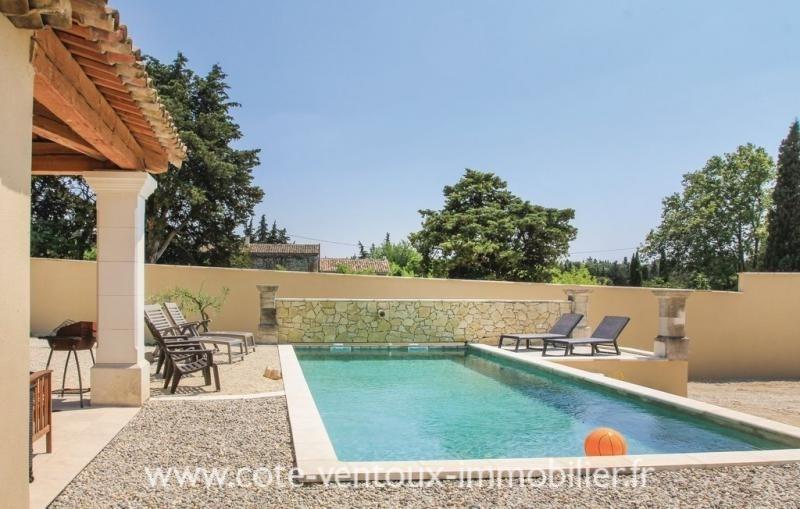 Vente de prestige maison / villa Velleron 749000€ - Photo 4