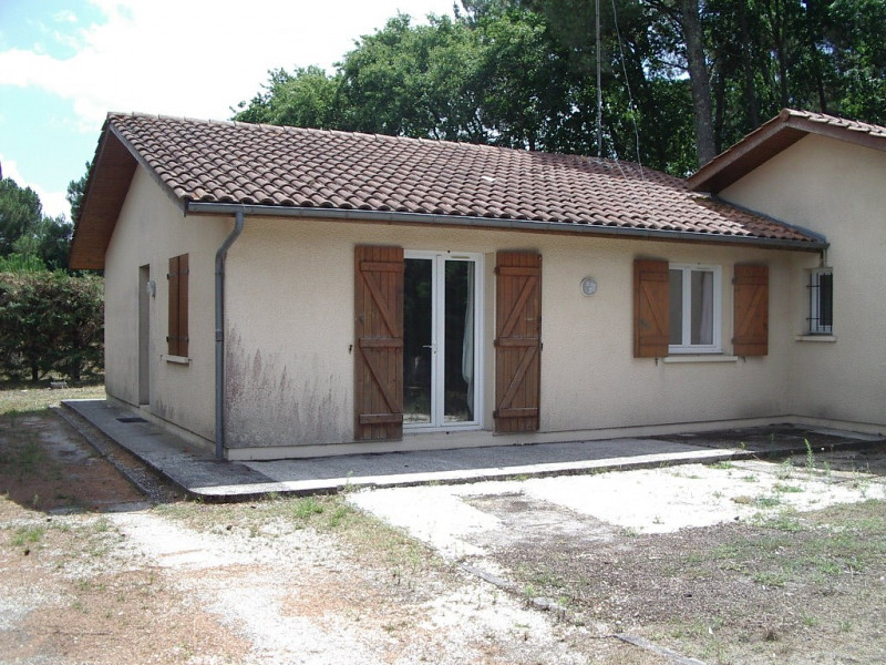 Rental house / villa Cazaux 760€ CC - Picture 1