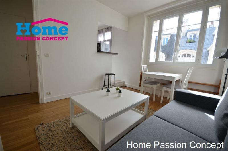 Rental apartment Courbevoie 850€ CC - Picture 2