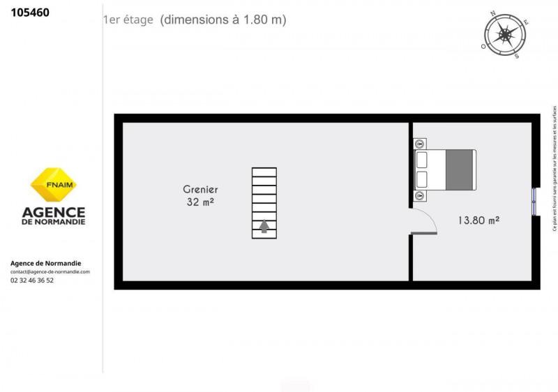 Vente maison / villa Le sap 99000€ - Photo 9