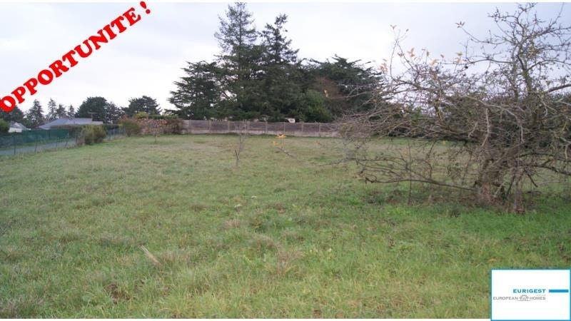 Vente terrain Guemene penfao 75 000€ - Photo 2