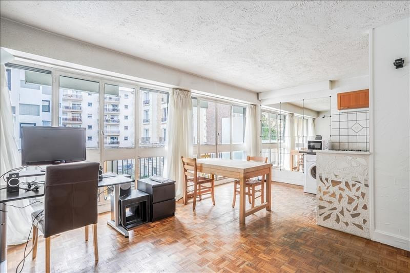 Verkoop  appartement Paris 15ème 314000€ - Foto 2