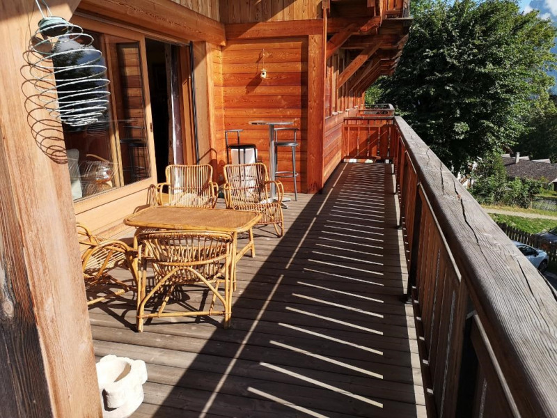 Vente de prestige appartement Combloux 850 000€ - Photo 13