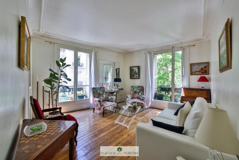 Sale apartment Paris 17ème 935 000€ - Picture 2