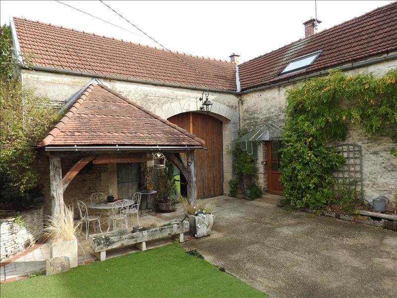 Sale house / villa Chatillon sur seine 139000€ - Picture 17