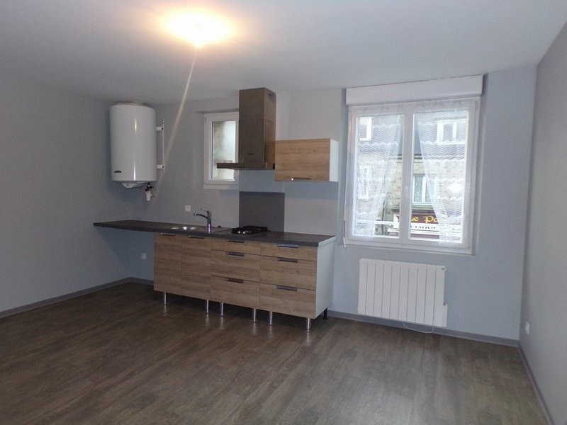 Location appartement La haye du puits 540€ CC - Photo 1