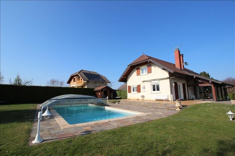Vente maison / villa Reignier-esery 500000€ - Photo 2