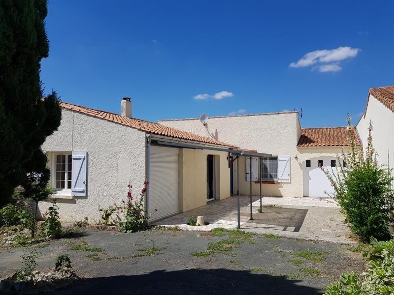 Verkoop  huis Angoulins 326120€ - Foto 1