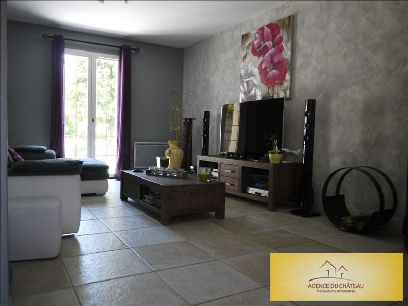 Sale house / villa Rosny sur seine 263000€ - Picture 2