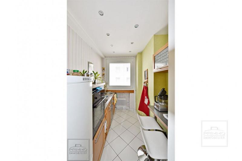 Vente de prestige appartement Lyon 6ème 330000€ - Photo 5