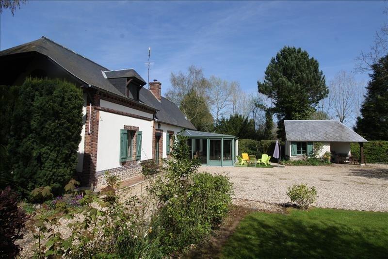 Sale house / villa Conches en ouche 272000€ - Picture 2