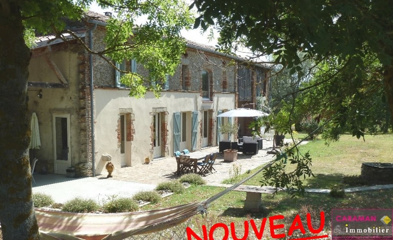 Deluxe sale house / villa Caraman  secteur 599 000€ - Picture 2
