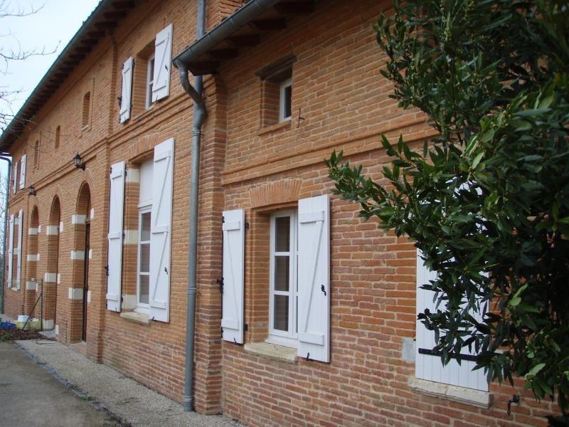 Rental house / villa Dremil lafage 999€ CC - Picture 1