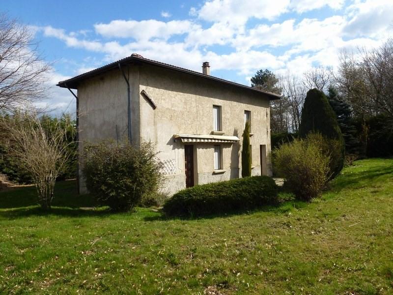 Vente maison / villa Montrigaud 185500€ - Photo 1
