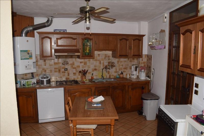 Sale house / villa Bennecourt 158000€ - Picture 5