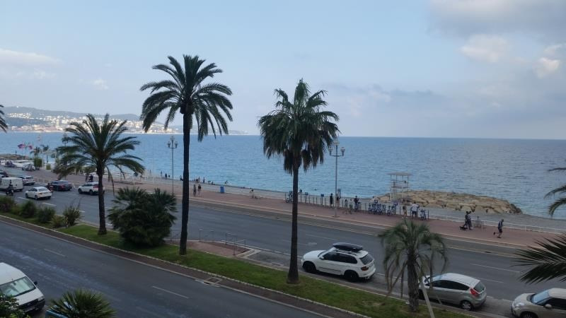 Deluxe sale apartment Nice 590 000€ - Picture 1