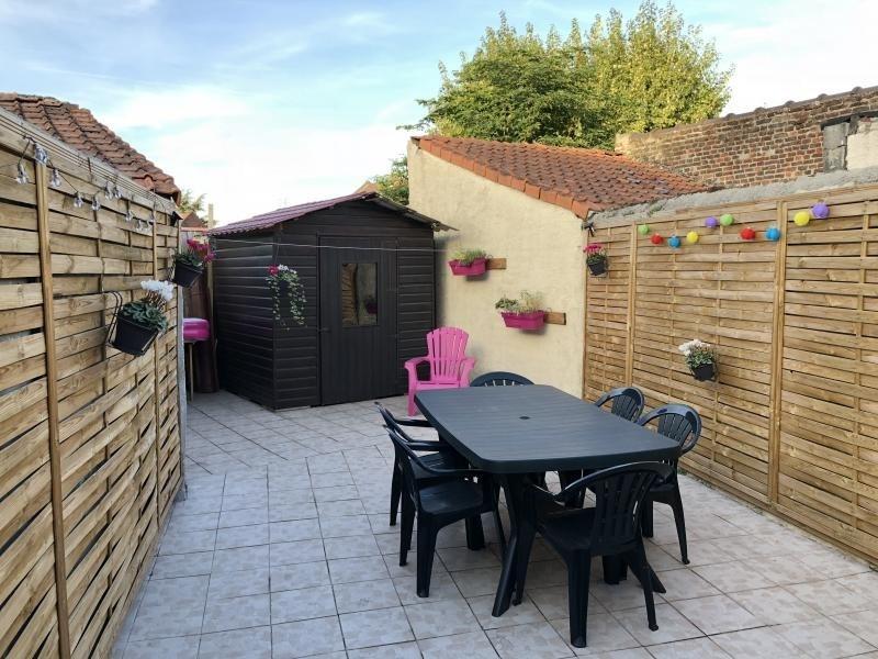 Sale house / villa Carvin 122000€ - Picture 8