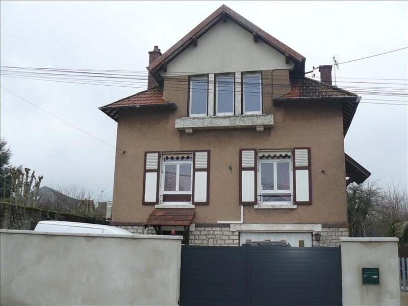Vente maison / villa Brienon sur armancon 108000€ - Photo 1