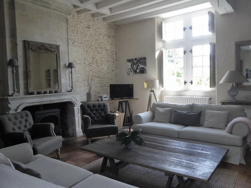 Vente de prestige maison / villa Angers 25 mn nord-est 487000€ - Photo 4