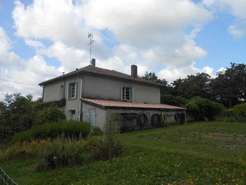 Vente maison / villa Montguyon 99500€ - Photo 1