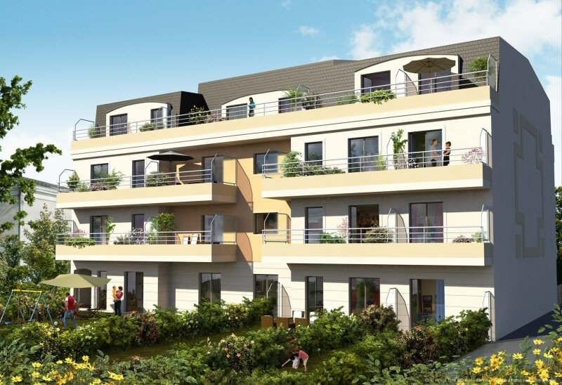 Rental apartment Draveil 599€ CC - Picture 2