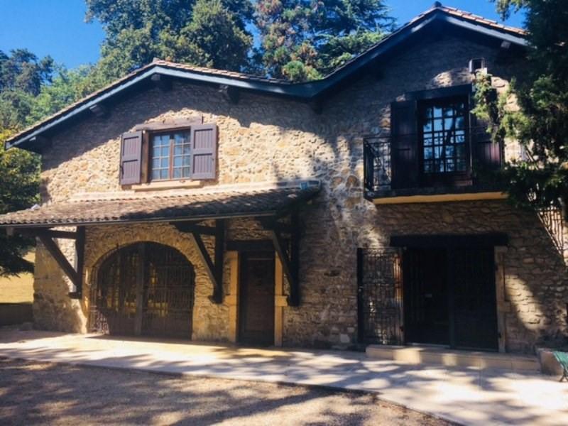 Revenda residencial de prestígio casa Saint-cyr-sur-le-rhône 599000€ - Fotografia 1