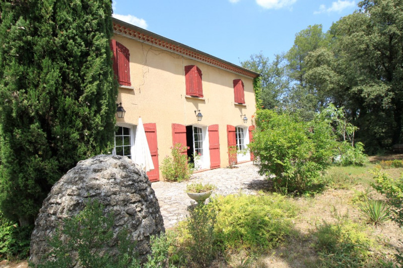 Vente de prestige maison / villa Jouques 598500€ - Photo 6