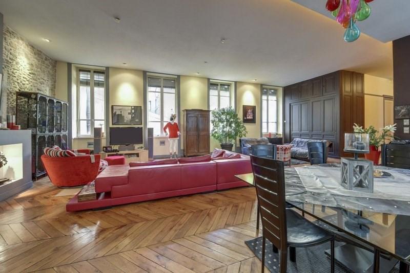 Deluxe sale apartment Lyon 1er 1250000€ - Picture 3