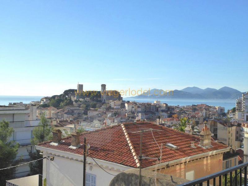 Vendita nell' vitalizio di vita casa Cannes 136000€ - Fotografia 1