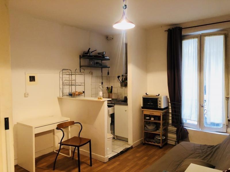 Vente appartement Paris 18ème 145000€ - Photo 1