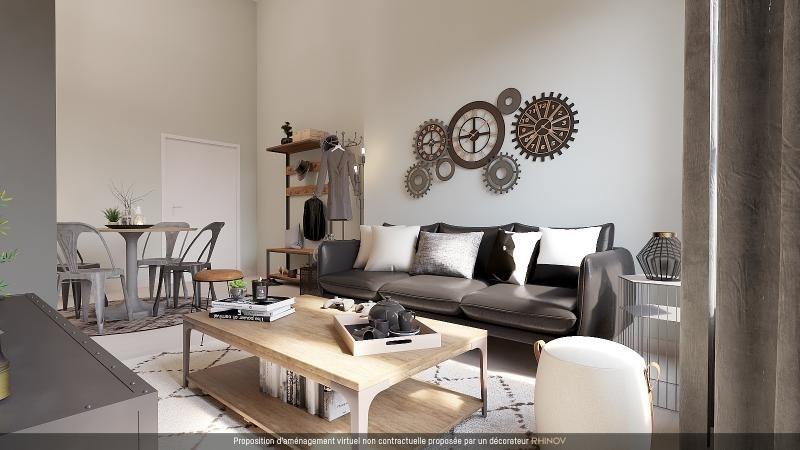 Viager appartement Metz 143000€ - Photo 2