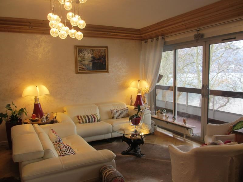 Deluxe sale apartment Annecy 1 150 000€ - Picture 4