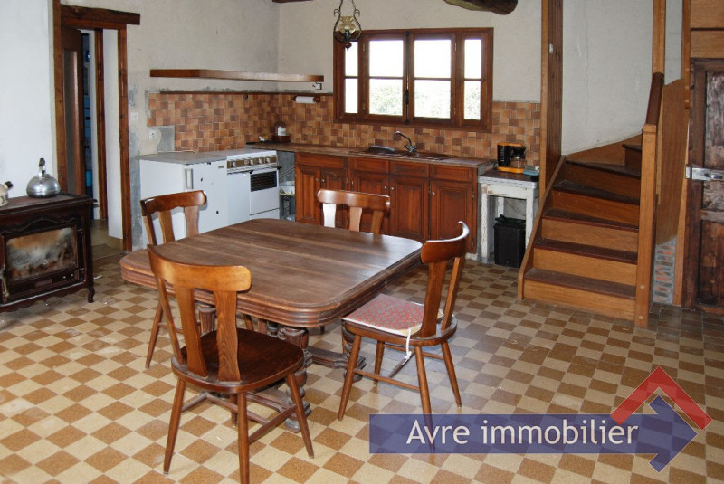 Vente maison / villa Verneuil d'avre et d'iton 96000€ - Photo 2