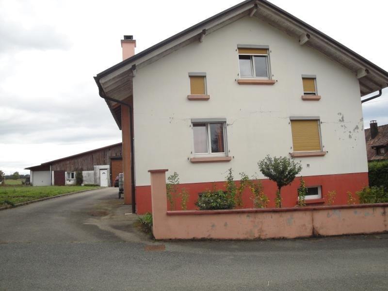 Vente maison / villa Delle 252000€ - Photo 8