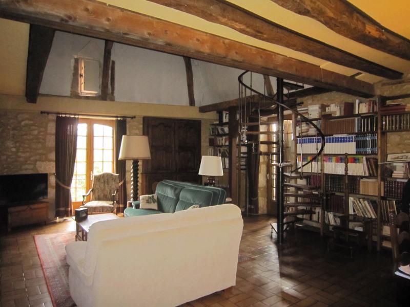 Sale house / villa Salles-de-belves 253590€ - Picture 3