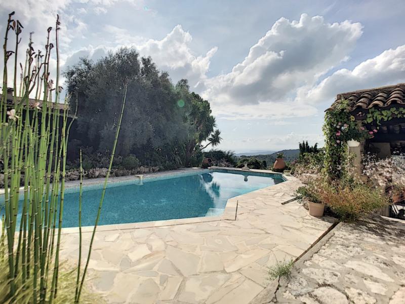 Immobile residenziali di prestigio casa Vence 1060000€ - Fotografia 3