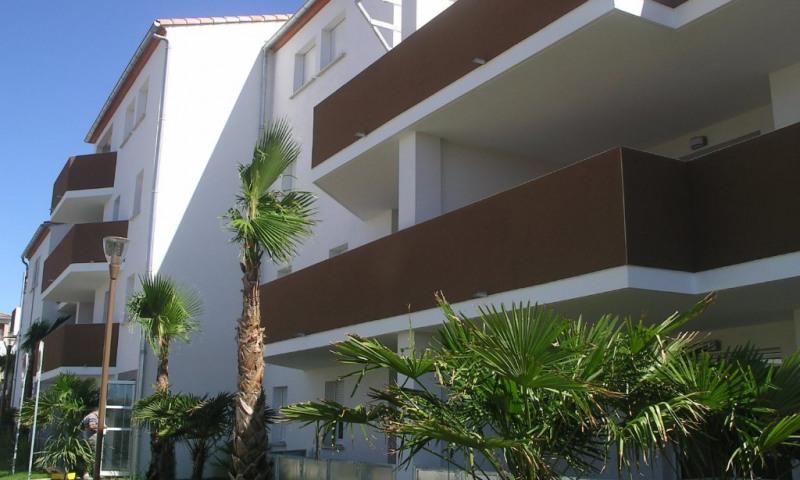 Vente appartement Agde 129500€ - Photo 1
