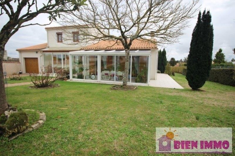 Vente maison / villa Saint sulpice de royan 308275€ - Photo 9