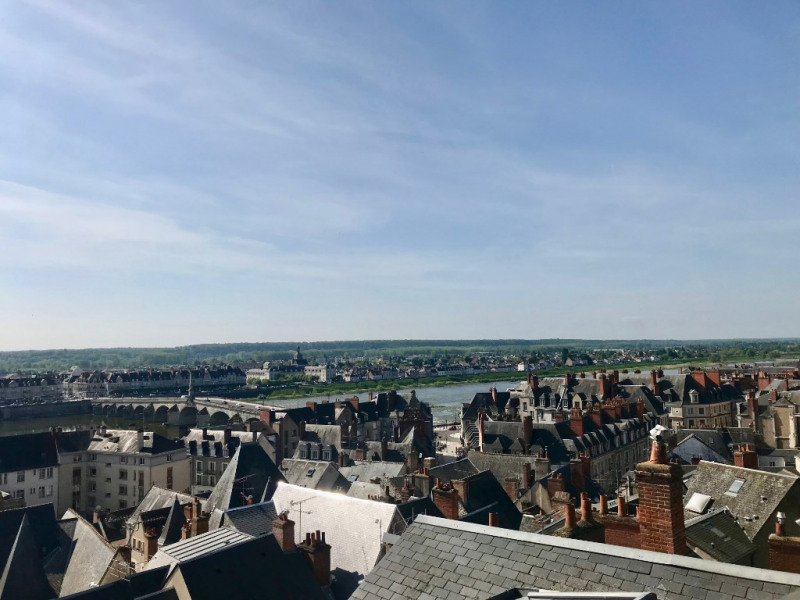 Sale apartment Blois 66 000€ - Picture 1