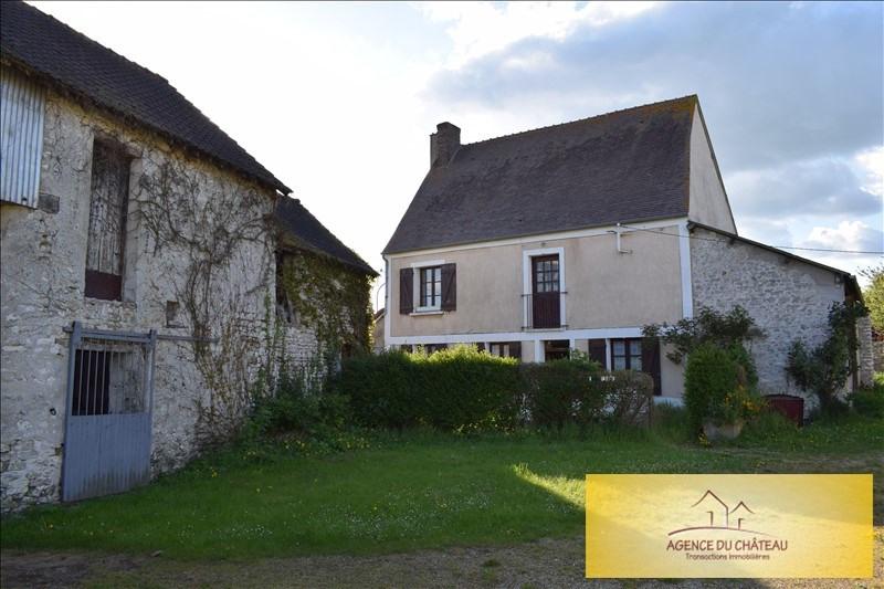 Vente maison / villa Villiers en desoeuvre 168000€ - Photo 1