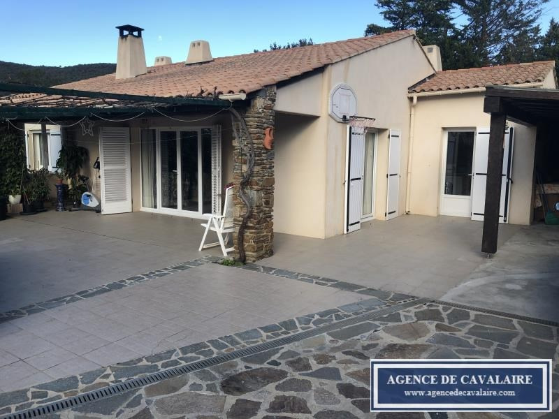 Deluxe sale house / villa La croix valmer 735000€ - Picture 2
