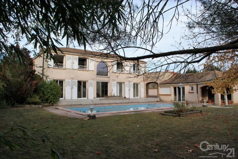 Vente de prestige maison / villa St bonnet de mure 655000€ - Photo 1